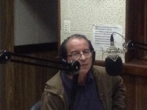 José Antonio Díaz, columnista económico UCV