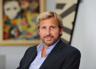 Rogelio Frigerio, Presidente Banco Ciudad