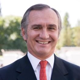 Guillermo Lipera, presidente del Colegio de Abogados de la Ciudad de Buenos Aires
